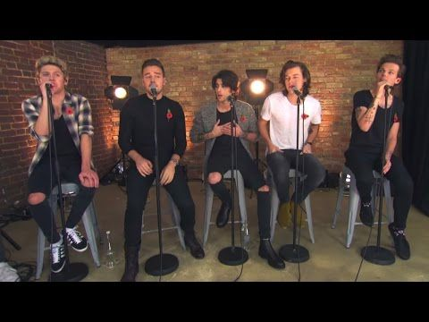 One Direction - Steal My Girl (Acoustic) - YouTube