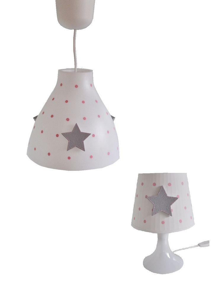 Zestaw lamp z gwiazdką