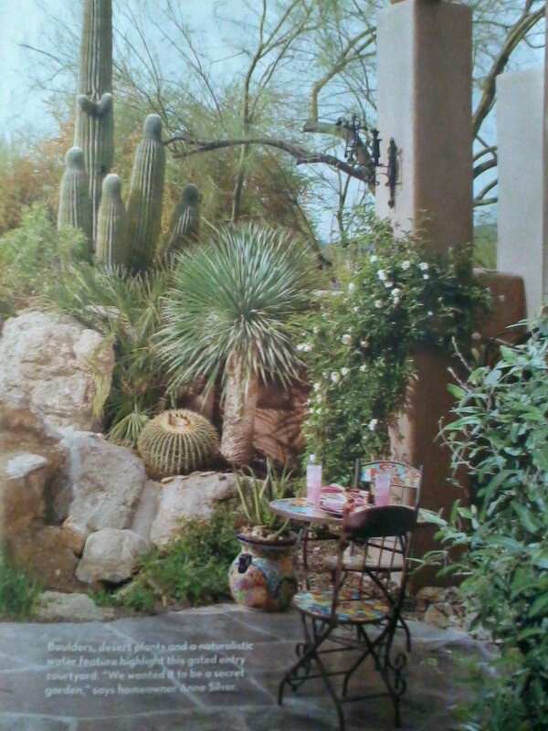 123 best Southwest gardening images on Pinterest | Balconies, Decks South West Backyard Ideas Exotic on south west design ideas, south west yard fence ideas, southwest courtyard ideas,