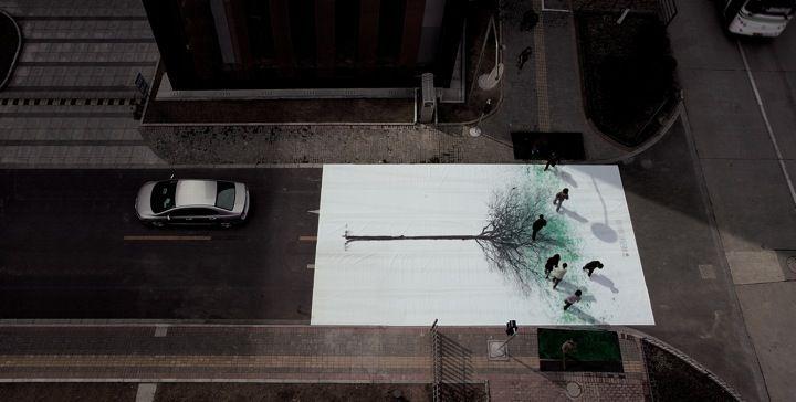 Green Pedestrian Crossing | iGNANT.de