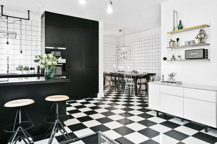 Un appartement avec terrasse sous le signe des années 50 - PLANETE DECO a homes world