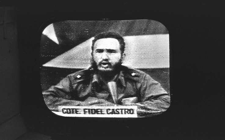 Fidel Castro recruited former members of the Nazi Waffen-SS to train his   troops at the height of the Cuban missile crisis, declassified German   intelligence files show.