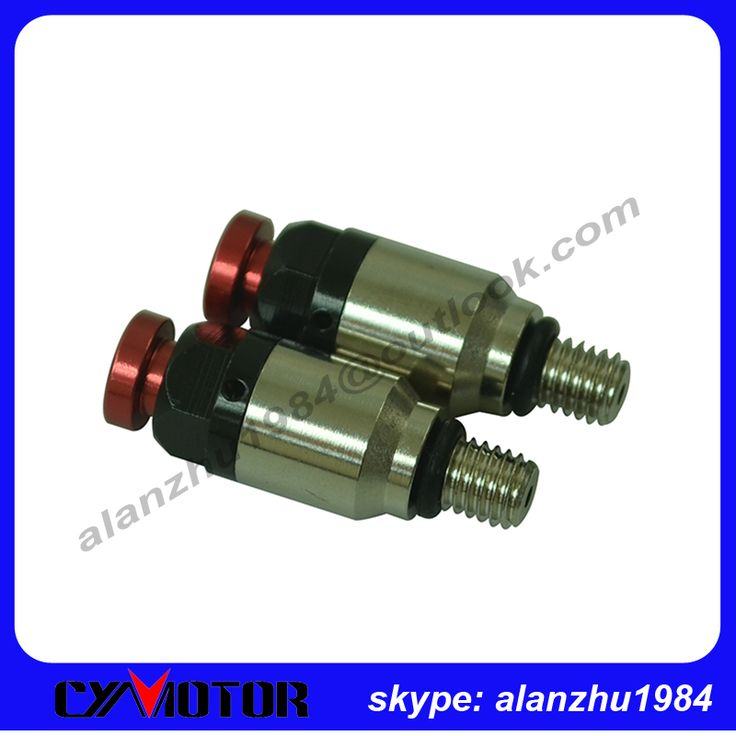 Fork bleed valve Fork Relief Valve motorcross air M5*0.8mm fork bleeder relief valves for crf yzf rmz drz kxl kxf motorcycle