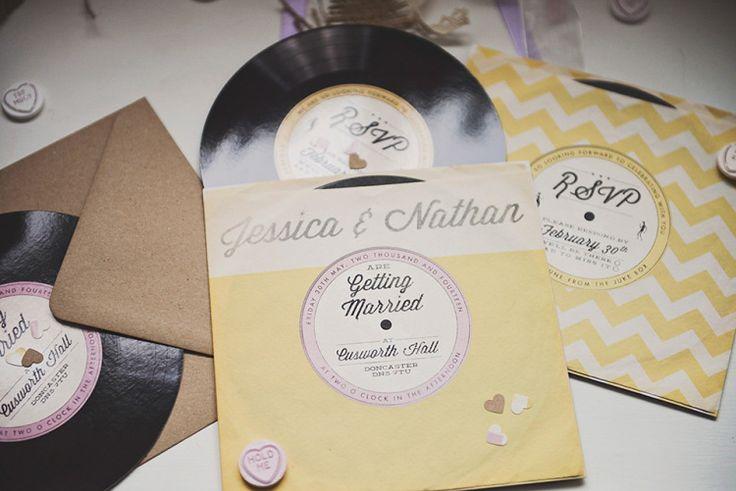 Playful and Colourful Retro 50′s Polka Dot Wedding Inspiration | Love My Dress® UK Wedding Blog