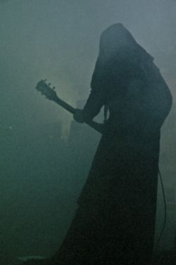"sunn-ra: "" Greg Neate- Sunn O))) at Supersonic """