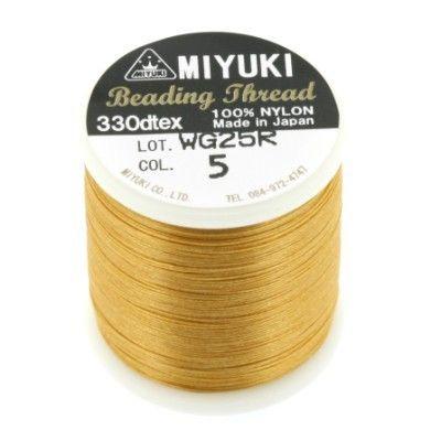 Miyuki draad-weefdraad-nylondraad-kralen weven draad. Www.glotty.com