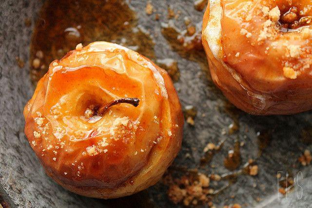 Pommes cuites au four recette