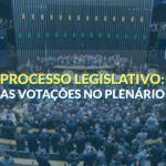 Processo Legislativo: as votações no Plenário