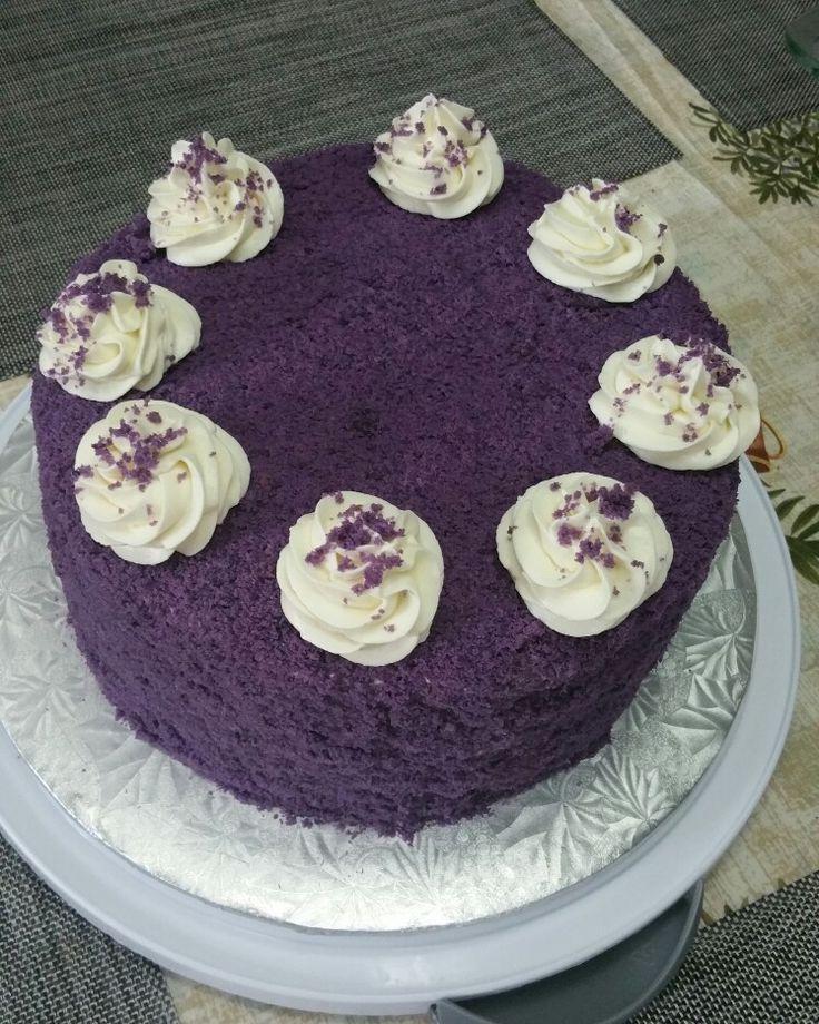Ube Macanudo Cake