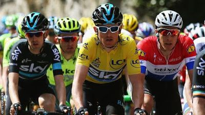 Latest News,News,Latest Trends,trend,: Cycling - Geraint Thomas confident for Tour of Flanders