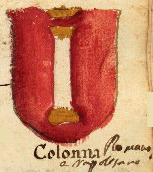 Stemma Colonna Romano
