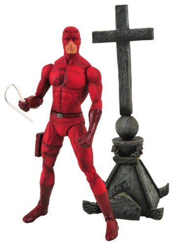 Marvel Select Action Figure - Daredevil: Amazon.co.uk: Toys & Games