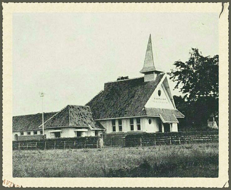 Protestansche Chineesche Malang voor 1939.