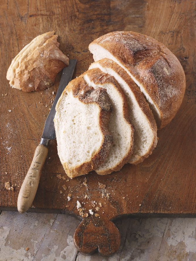 Paul Hollywood White Cob loaf recipe