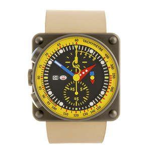 ALAIN SILBERSTEIN - a limited edition iKrono Smileday chronograph wrist watch.