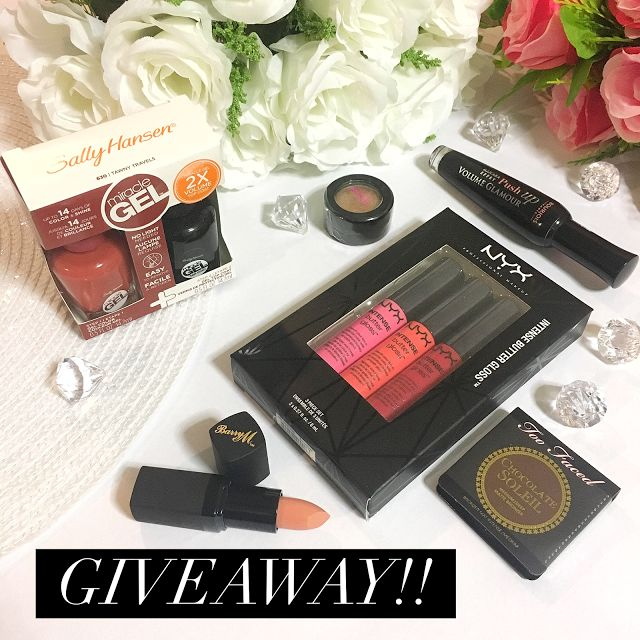 Max The Unicorn: GIVEAWAY: Win a Makeup Pack!
