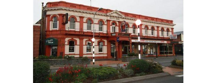Old Railway Hotel Winton