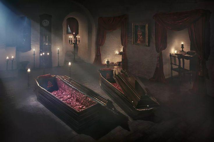 Come+trascorrere+la+notte+di+Halloween+nel+Castello+di+Dracula