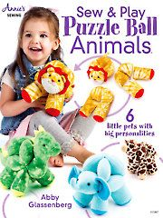 Sew & Play Puzzle Ball Animals  I am so excited to have found these puzzle Ball Animals. I can't wait to make it!