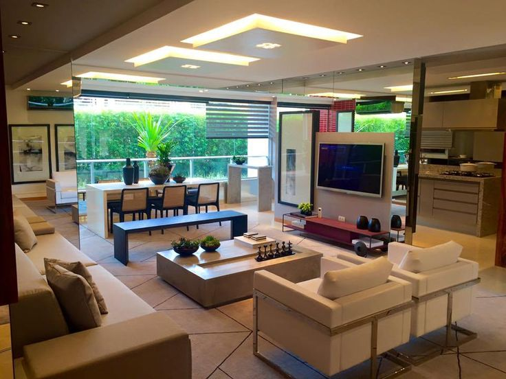 Top 25 best apartamentos decorados ideas on pinterest - Como decorar un apartamento pequeno ...