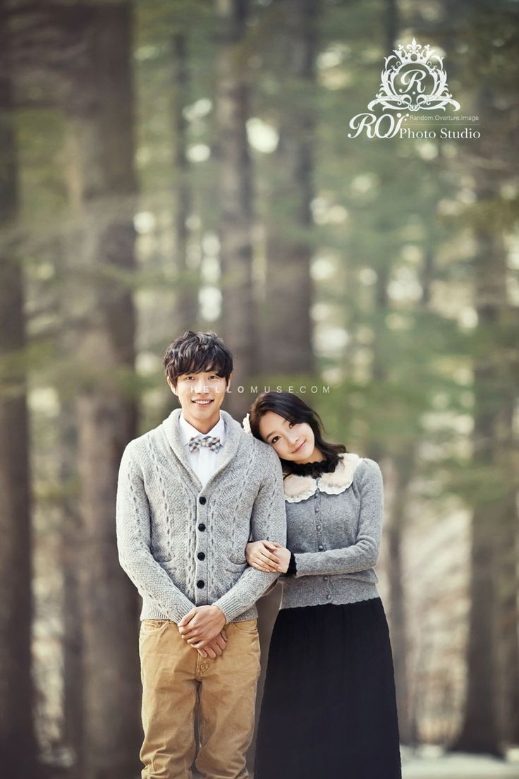 Korea pre wedding photo