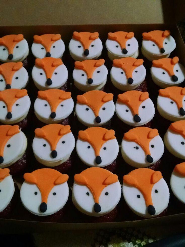 Cupcake Zorro PRincipito