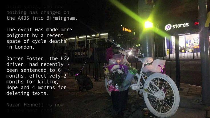 Birmingham Big Ride and Die-In
