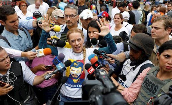 Nicolás Maduro ofrece arresto domiciliario a Leopoldo López