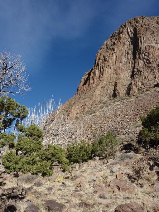 Cabezon Peak NM- We've climbed it about 15 times now