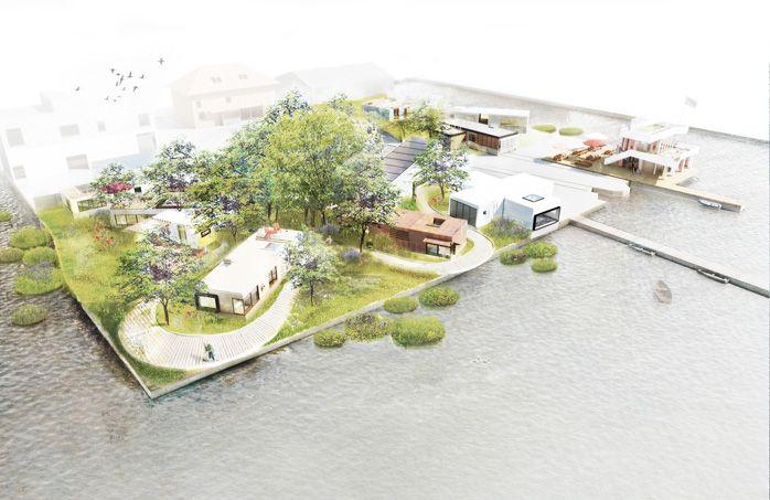 De Ceuvel – Urban Concept