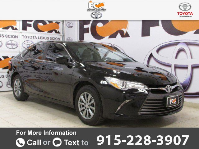 2015 *Toyota*  *Camry* *LE*  7k miles Call for Price 7278 miles 915-228-3907 Transmission: Automatic  #Toyota #Camry #used #cars #FoxToyotaofElPaso #ElPaso #TX #tapcars