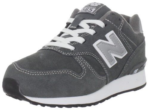 New Balance KL565 Running Shoe (Little Kid) New Balance. $44.95. leather. Ethylene vinyl acetate midsole. Made in China. Manmade sole