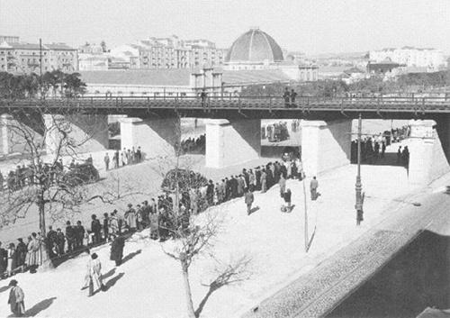 Campo Pequeno, 1950