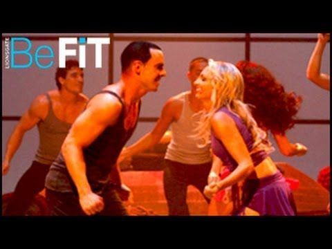 "Dirty Dancing ""Do You Love Me"" Workout - YouTube"