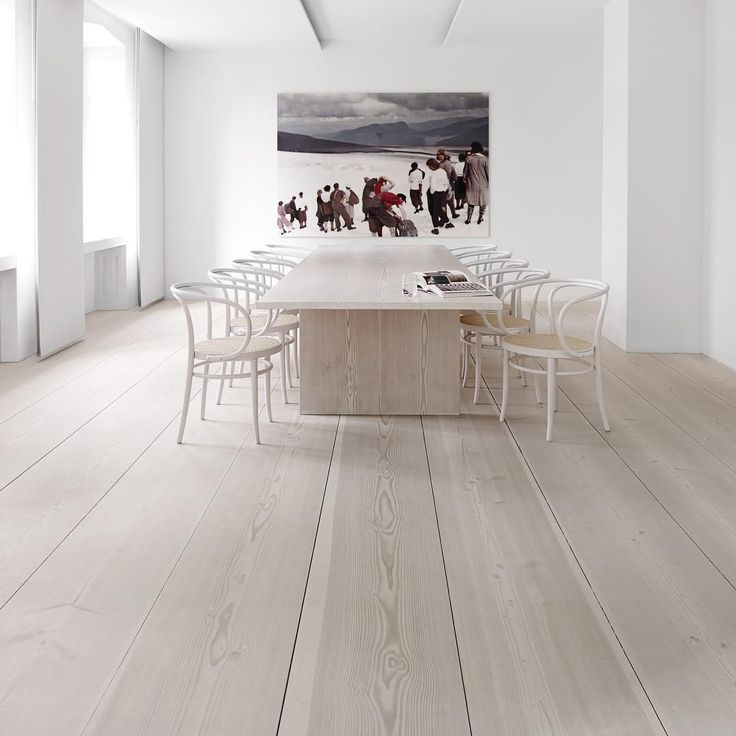 Wide plank flooring - Dougla by Dinesen