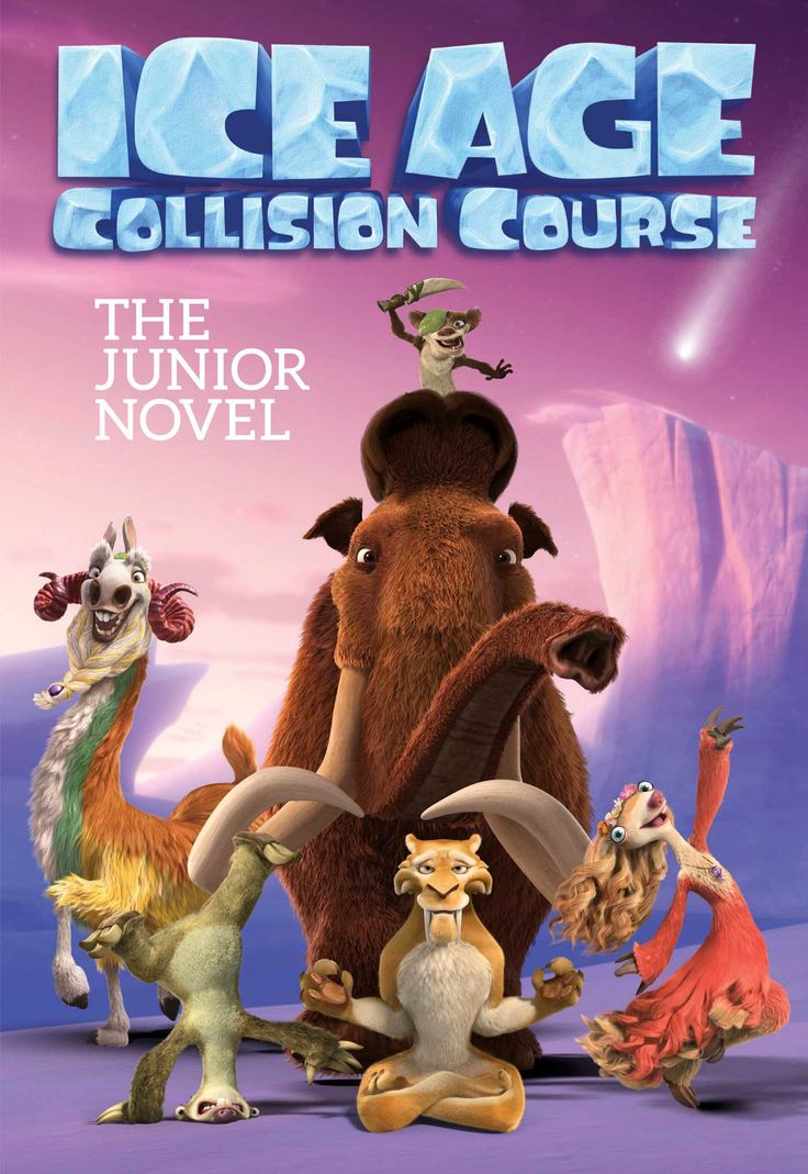 Ice Age Collision Course Stream