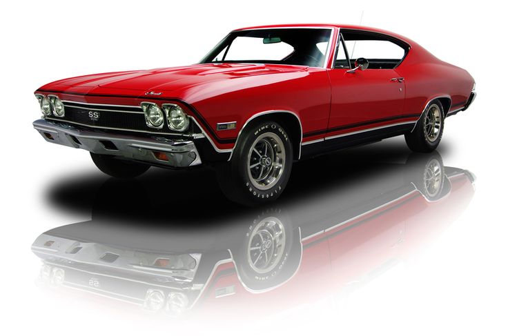 1968 Chevrolet Chevelle Super Sport   RK Motors Charlotte   Collector and Classic Cars