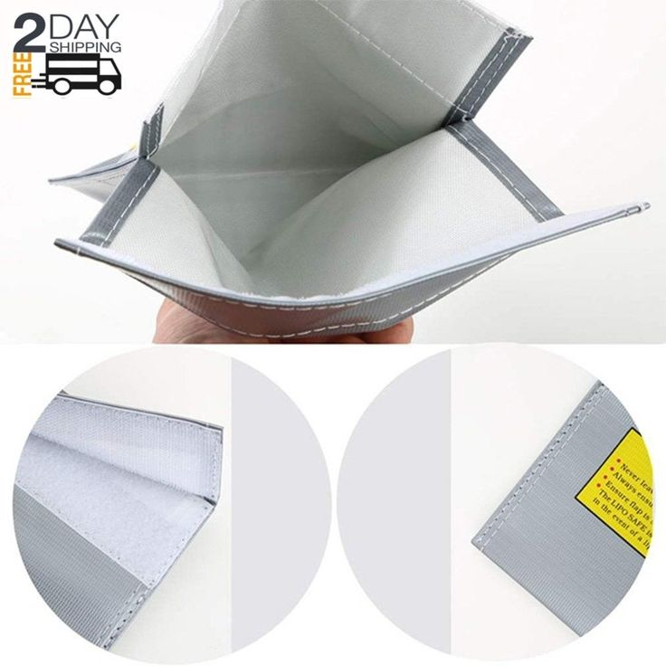 Fire Resistant Document Fireproof Pouch Document Waterproof Bag Money Safe Small   eBay