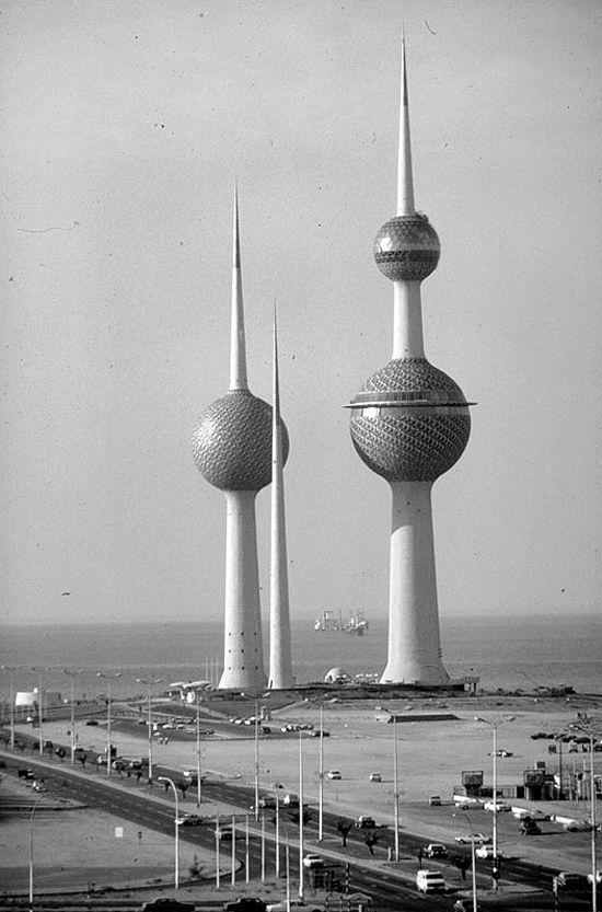 Water tower shot by Bernd & Hiller Becher via Present & Correct
