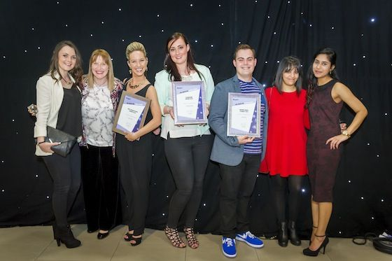Inspirational students picked up accolades at the annual DMU Square Mile Awards, recognising those who have potentially changed lives in the community.