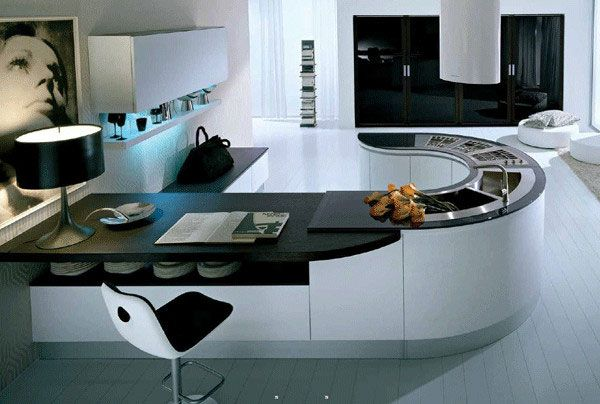 30 Kitchen Islands Designs Adding a Modern Touch to Your Home