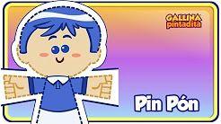 PIN PÓN - Gallina Pintadita 2 OFICIAL - Canción Infantil - YouTube