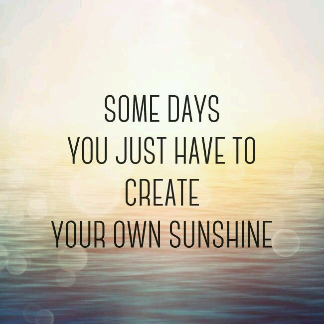 """Recovery is about learning to see & appreciate the """"sunlight"""" in your life, both around you and within! #EatingDisorderTreatment"""