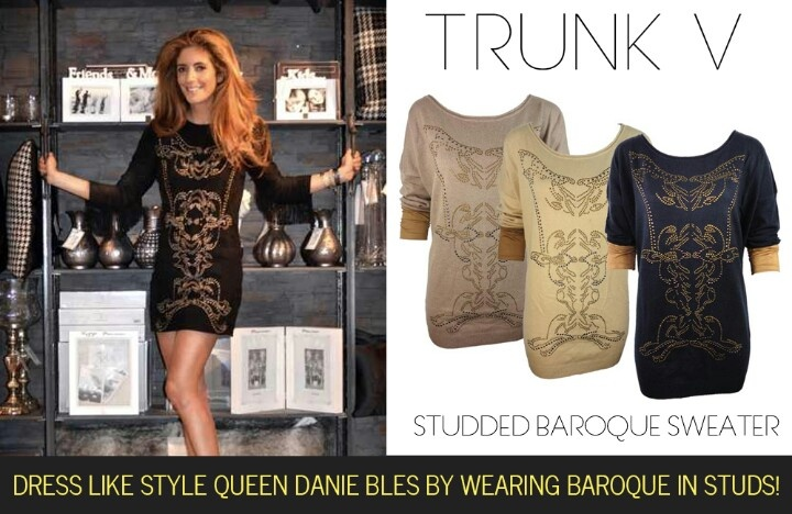 Get the look like danie bles!