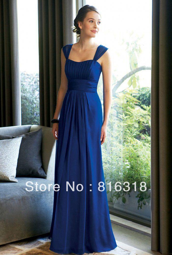 vestidos de damas de honor largos 2014 2014 nueva llegada de vestidos