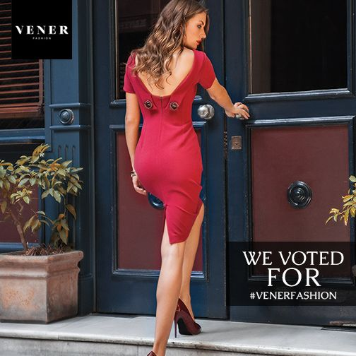 We voted for VENER