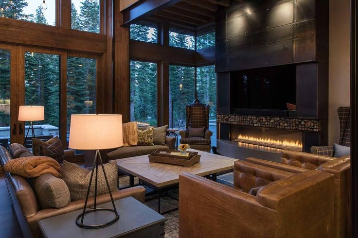 23 best milo baughman images on pinterest milo baughman for Lake tahoe architecture firms