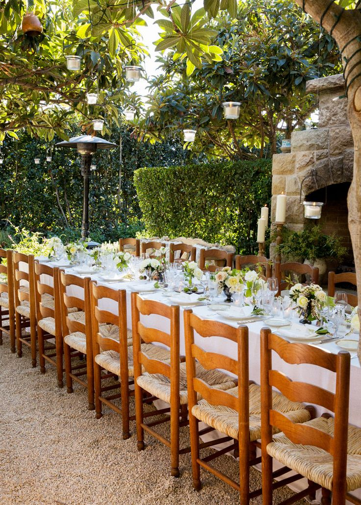 wedding venues on budget in california%0A Wynn and Scott San Ysidro Ranch Wedding  Outdoor Reception Seating