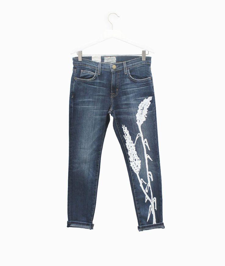 La edición limitada de jeans pintados a mano en Arropame http://arropame.com/la-edicion-limitada-de-jeans-pintados-a-mano-en-arropame/ #arropame #conceptstore #bilbao #shoponline #shopping #EdicionLimitada #jeans #byarropame #fashion #ss16