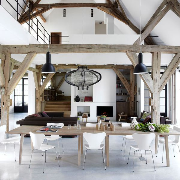 903 best Home Decor images on Pinterest Room, Architecture and - table salle a manger loft